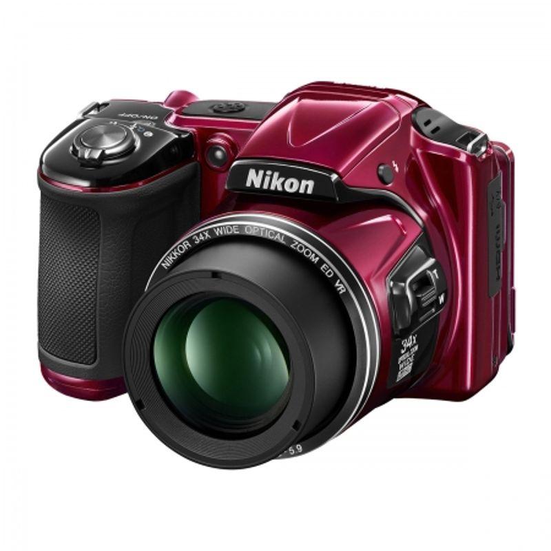 nikon-coolpix-l830-rosu-32956