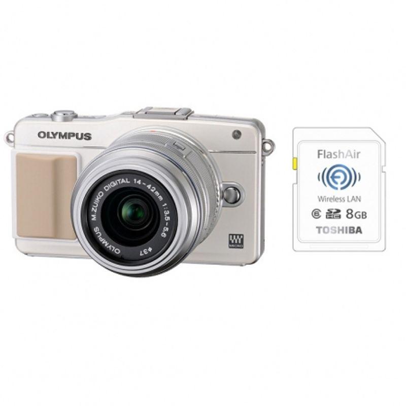 olympus-pen-e-pm2-alb-ez-m1442-ii-r-silver-bonus-card-wireless-8gb-flashair--33178