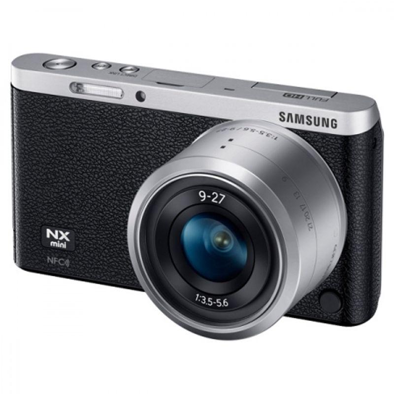 samsung-nx-mini-9-27mm-negru-33806