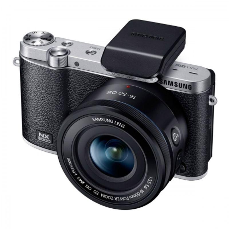 samsung-nx3000-kit-20-50mm-negru-34357