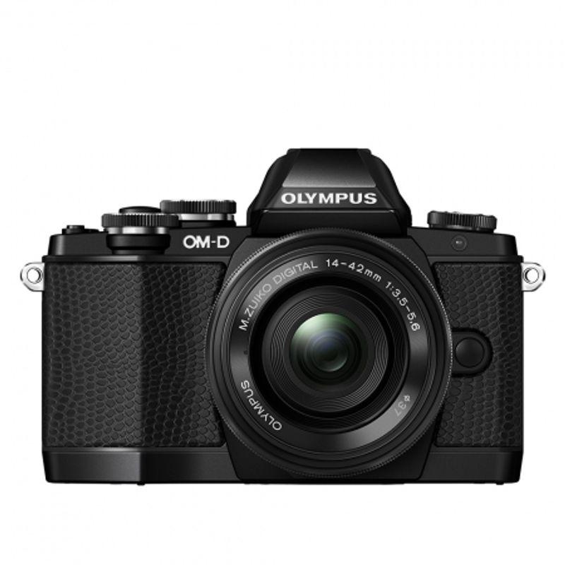 olympus-om-d-e-m10-limited-edition-kit-negru-35647-1