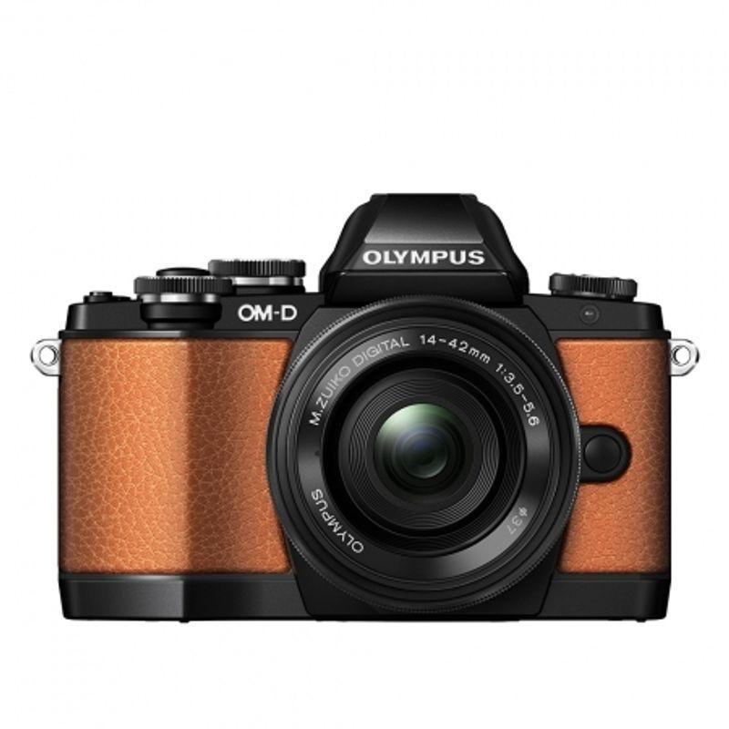 olympus-om-d-e-m10-limited-edition-kit-portocaliu-35649-1