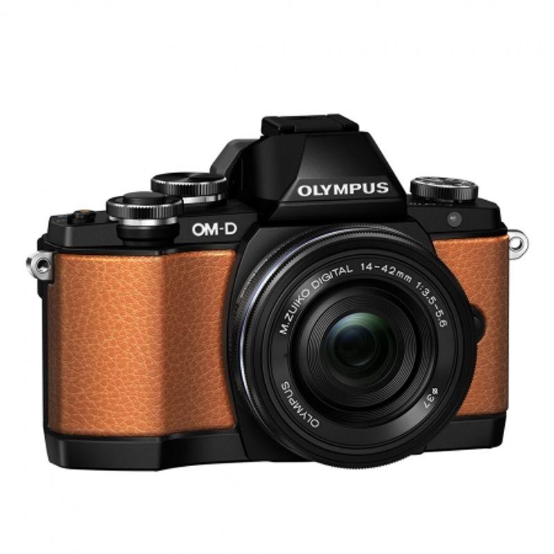 olympus-om-d-e-m10-limited-edition-kit-portocaliu-35649-2