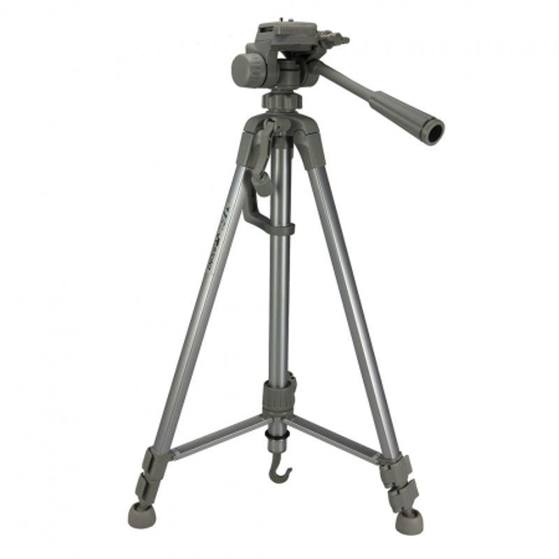 fancier-wt-3520-argintiu-trepied-foto-video-aluminiu-27559