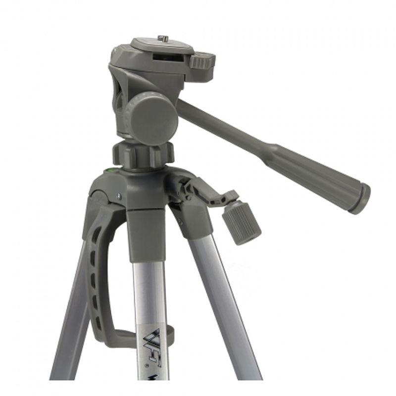 fancier-wt-3520-argintiu-trepied-foto-video-aluminiu-27559-2