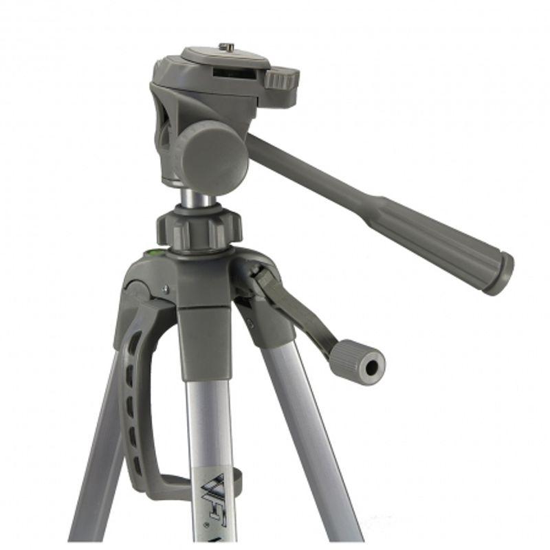 fancier-wt-3520-argintiu-trepied-foto-video-aluminiu-27559-3