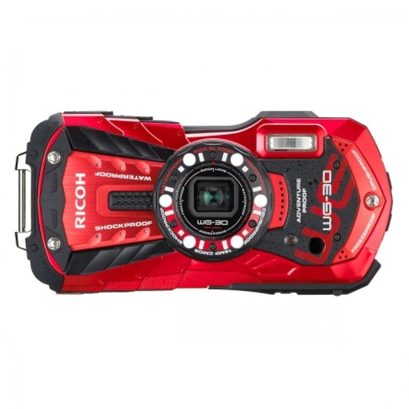 ricoh-wg-30-kit-aparat-foto-subacvatic-rosu--37814