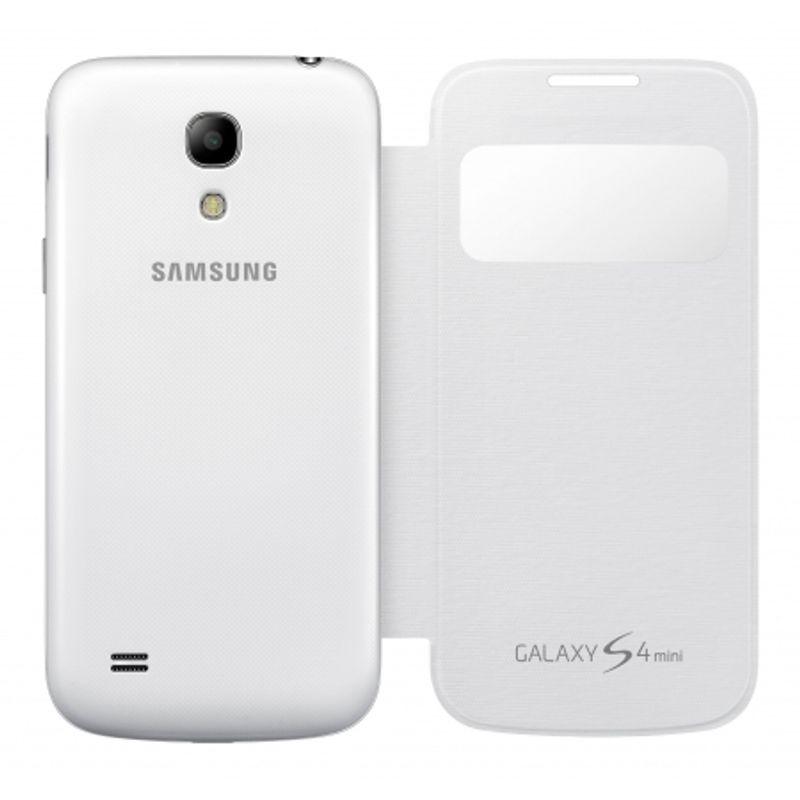 samsung-s-view-cover-white-pentru--galaxy-s4-mini-i9195--28454-1