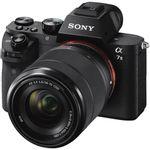 Sony A7 II Aparat Foto Mirrorless 24MP Full Frame Kit cu Obiectiv 28-70 F/3.5-5.6 OSS