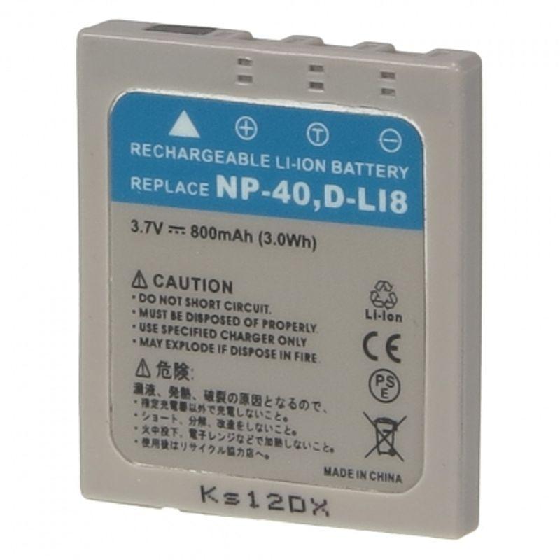 power3000-pl40l-532-acumulator-tip-d-li8-pentru-pentax--800mah-29547