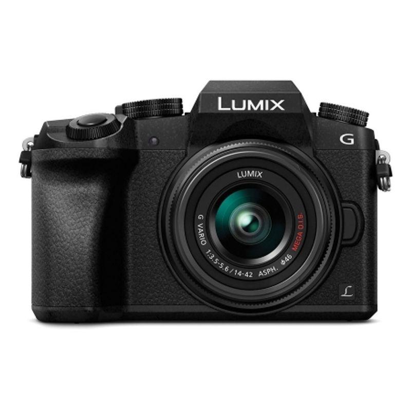 panasonic-lumix-dmc-g7-negru-kit-14-42mm-45-150mm-43137-2
