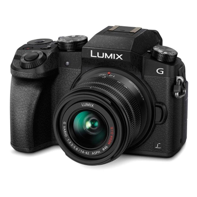 panasonic-lumix-dmc-g7-negru-kit-14-42mm-45-150mm-43137-445