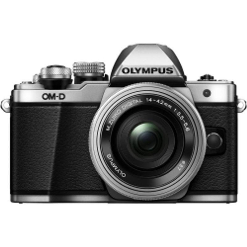 olympus-om-d-e-m10-mark-ii-kit-cu-14-42mm-ez-argintiu-44650-82