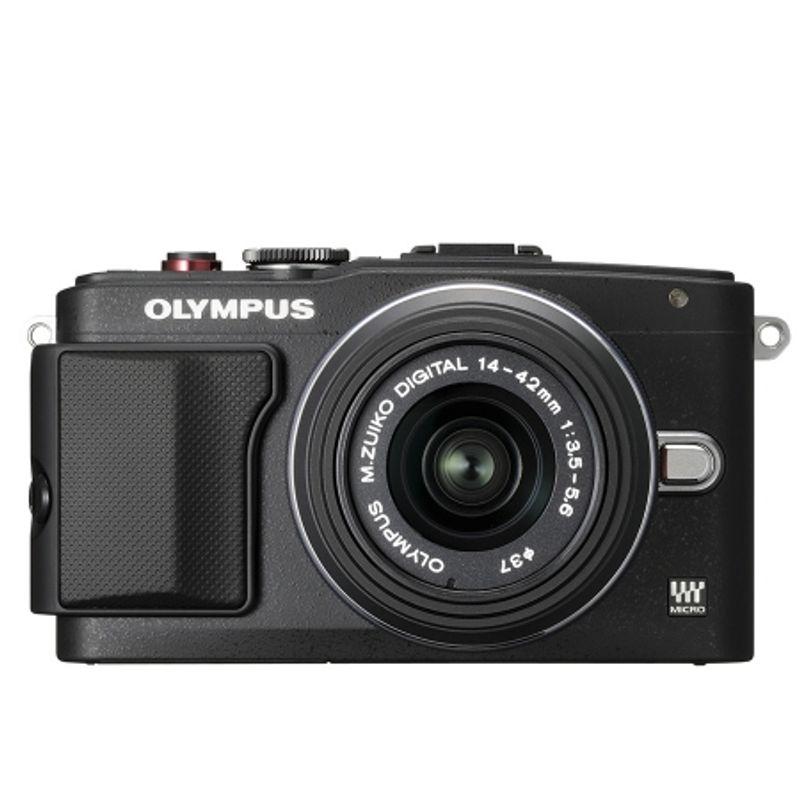 olympus-e-pl6-negru-kit-cu-14-42mm-ii-r-negru-45919-2