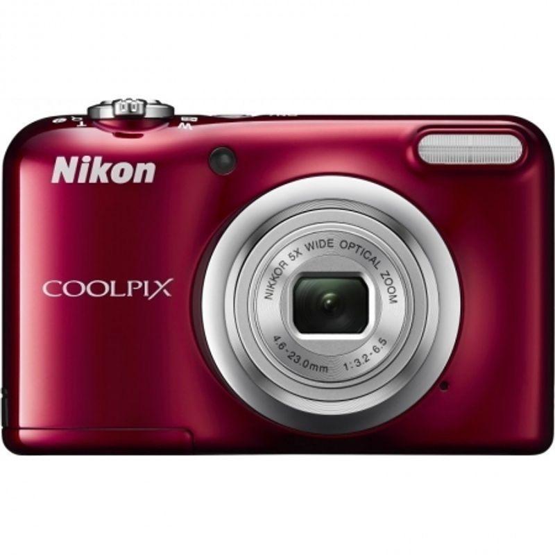 nikon-coolpix-a10-rosu-48376-1