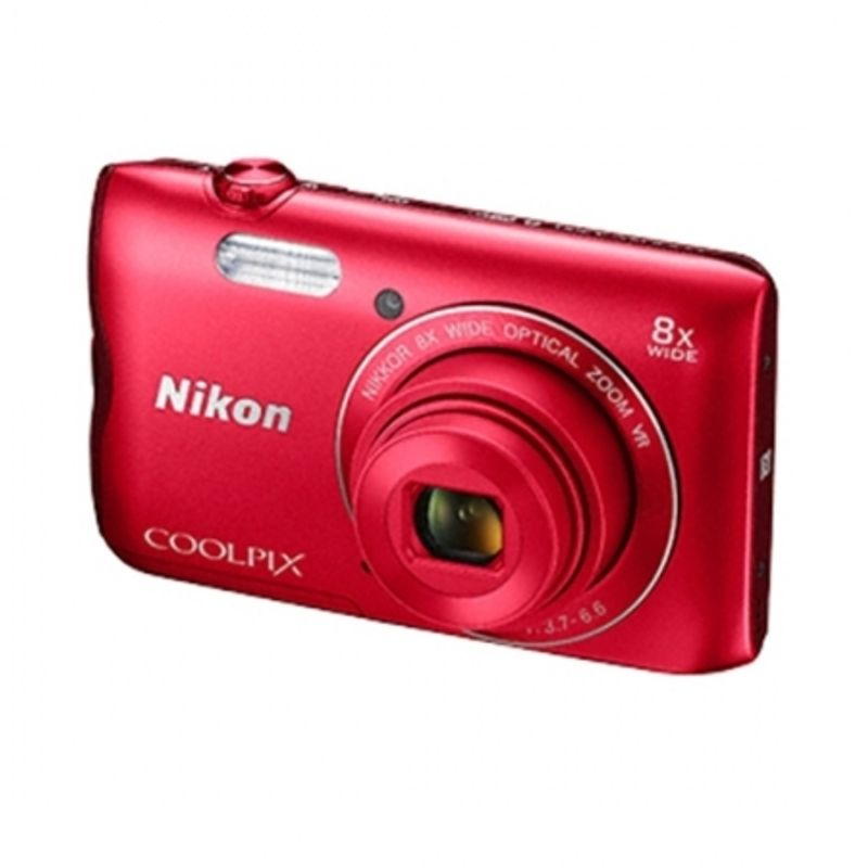 nikon-coolpix-a300-rosu-49688-922