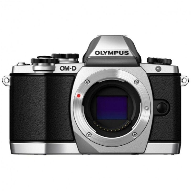 kit-olympus-om-d-e-m10-argintiu-ez-m1442-ii-r-negru-m-zuiko-digital-ed-40-150mm-1-4-0-5-6-r---ez-m4015-r-negru-50491-3-958