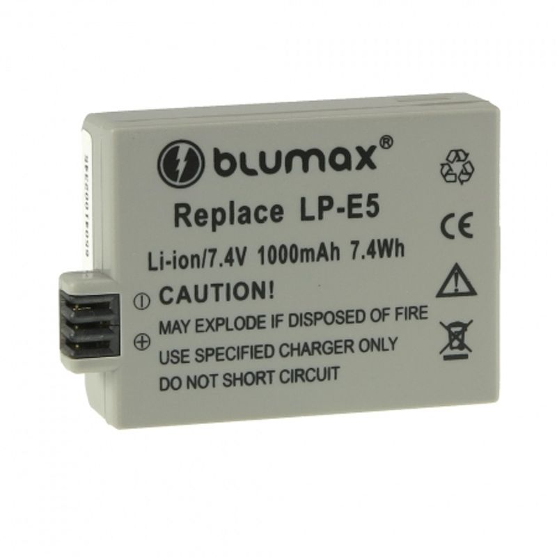 blumax-lp-e5-acumulator-replace-canon-lp-e5--1000mah-32581