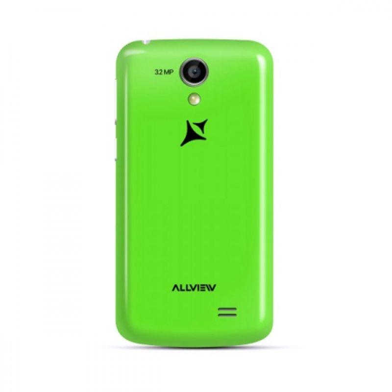 allview-a5-smiley-carcasa-spate-verde-33970