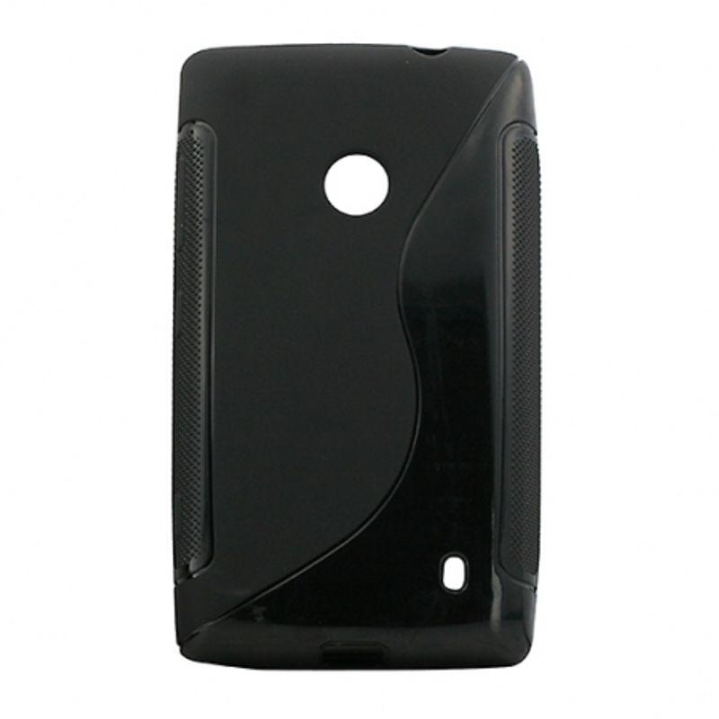 husa-poliuretan-nokia-520-525-lumia-negru-34207