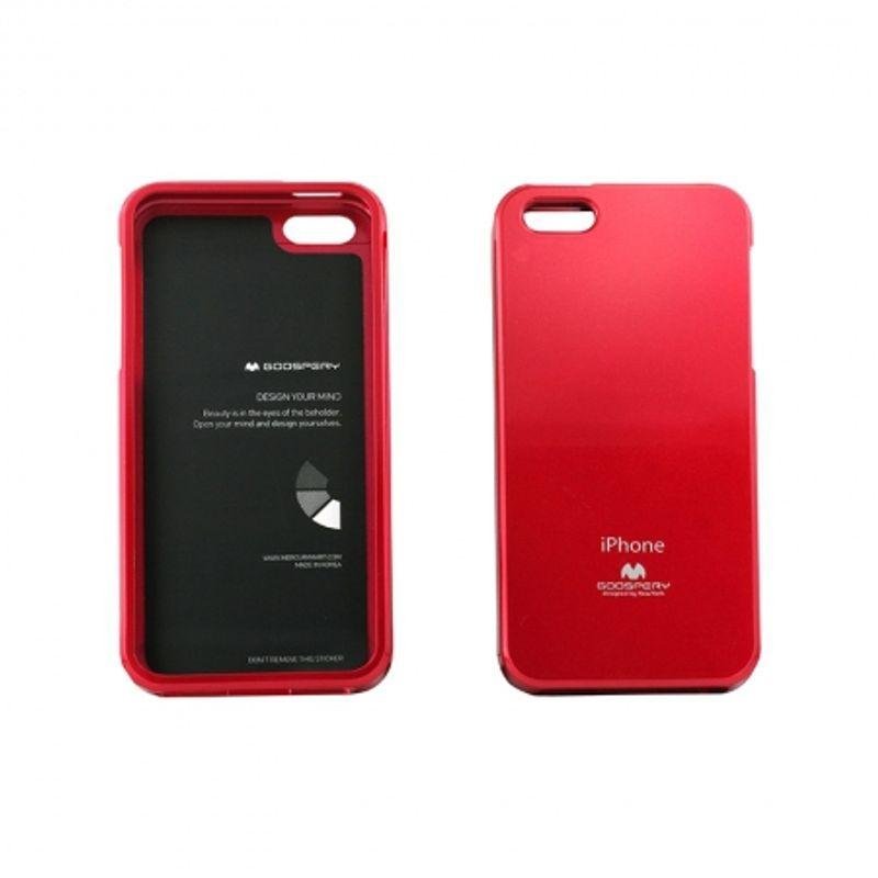 husa-my-jelly-iphone-5-5s-rosu-34217