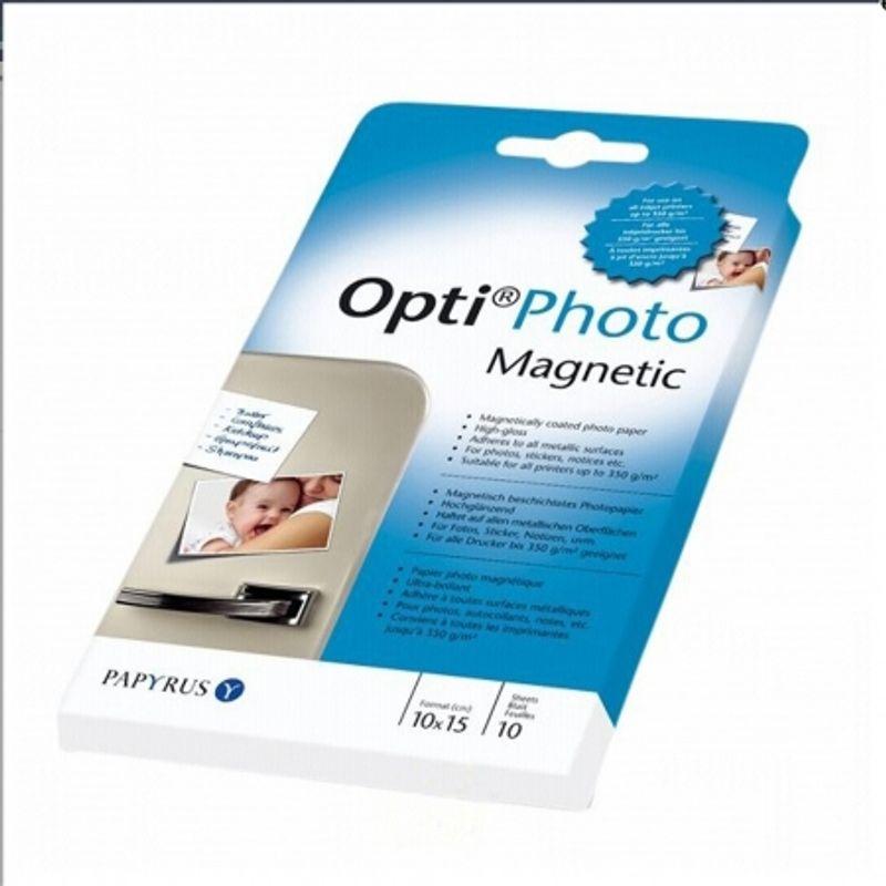 papyrus-opti-photo-hartie-foto-magnetica-10x15cm-10coli-34281