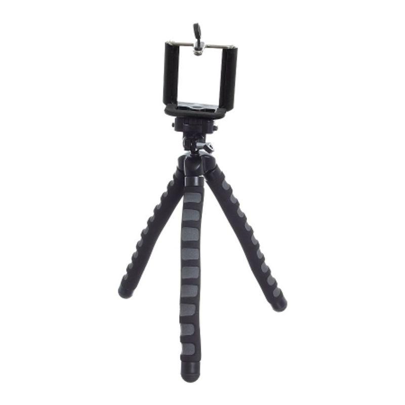 kit-vision-trepied-flexibil-cu-suport-pt-telefon-large-34989