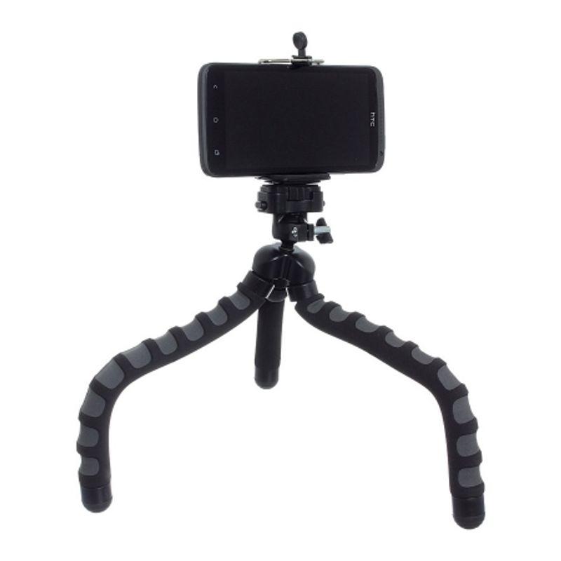kit-vision-trepied-flexibil-cu-suport-pt-telefon-large-34989-4