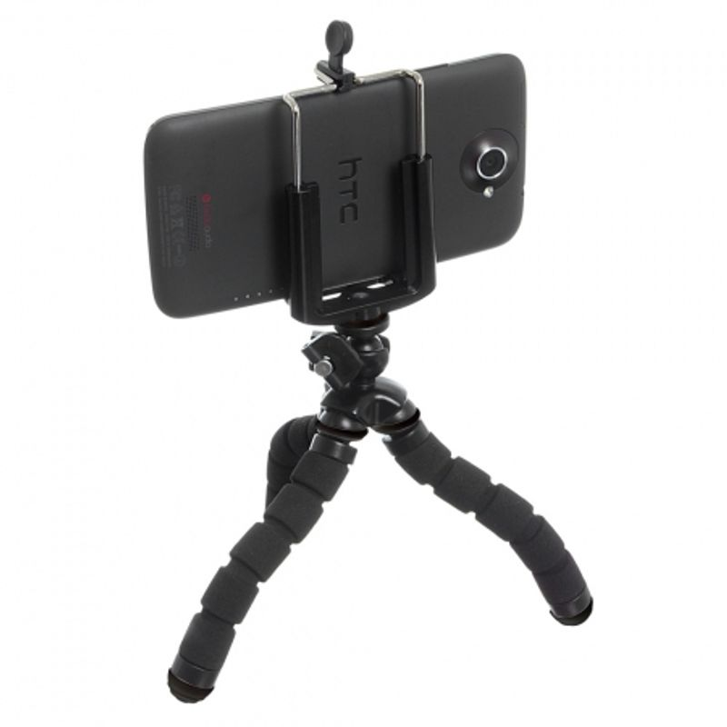 kit-vision-trepied-flexibil-cu-suport-pt-telefon-small-34991-2