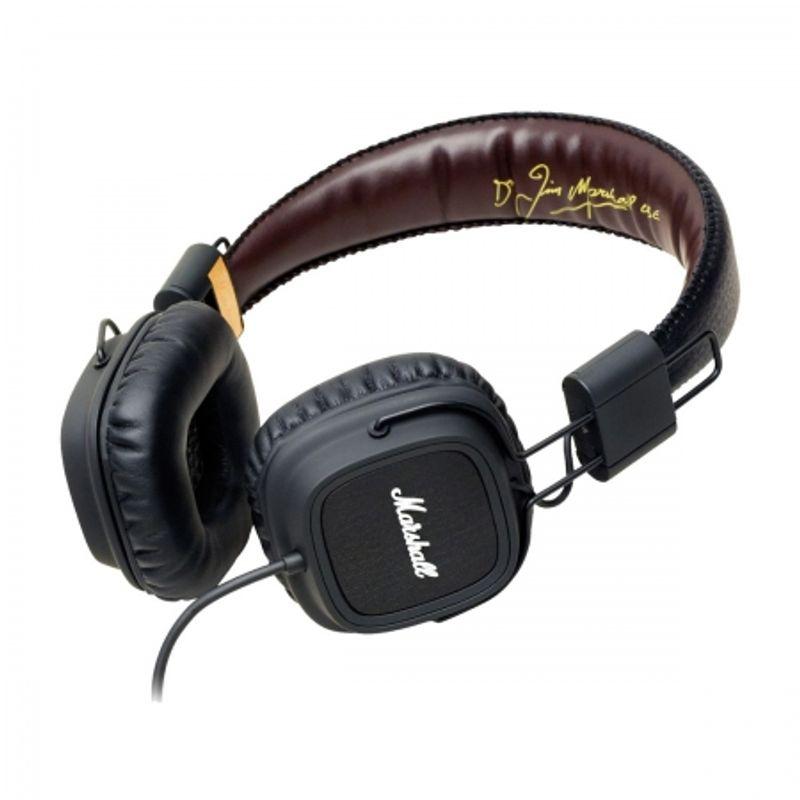 marshall-major-negru-35230