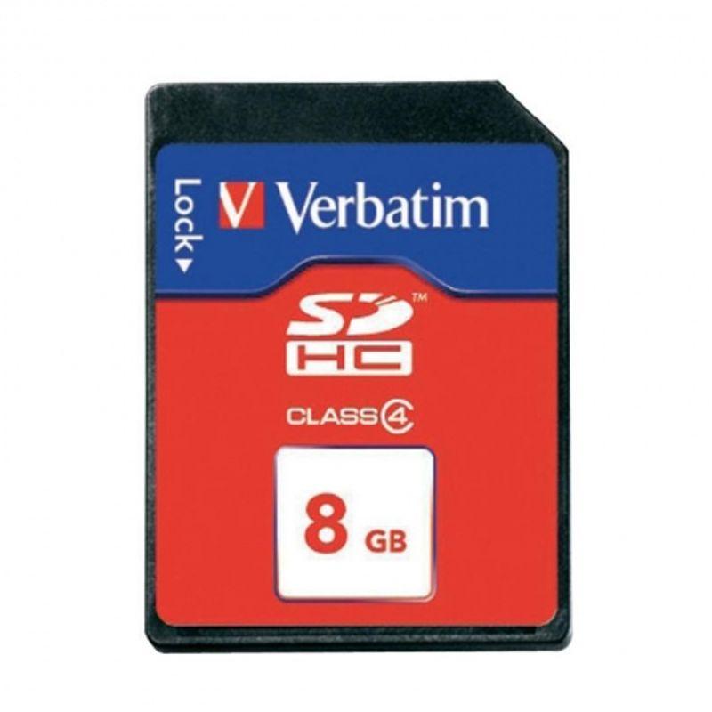 verbatim-sdhc-8gb-card-de-memorie-clasa-4-35944