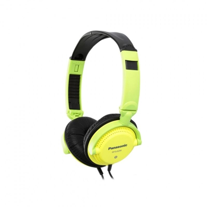 panasonic-rp-djs200-casti-stereo-galben-36093