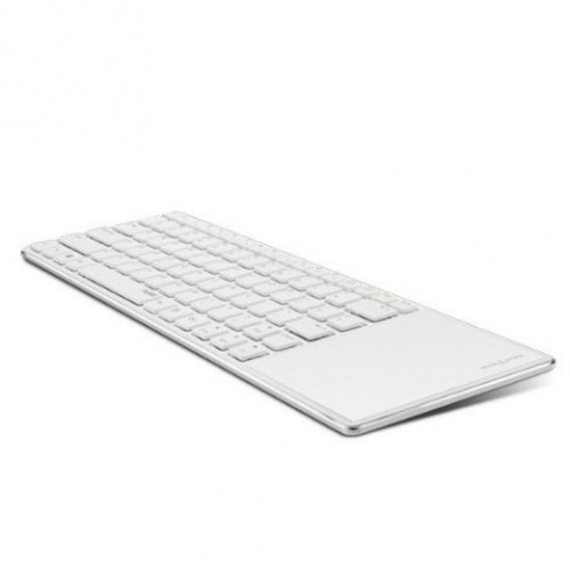rapoo-e6700-bluetooth-touchpad-keyboard-for-pc-mac---android-ipad-white-37689