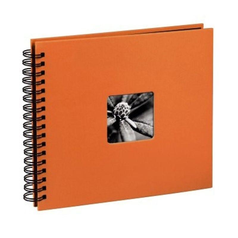 album-foto-hama-fine-art-36x32cm--50-pagini--portocaliu-37744
