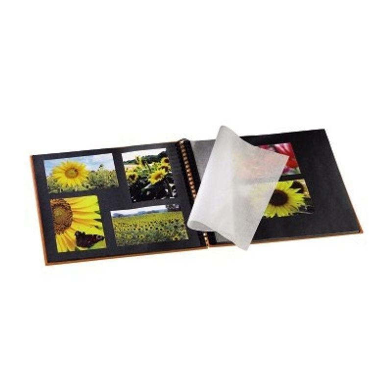 album-foto-hama-fine-art-36x32cm--50-pagini--portocaliu-37744-1