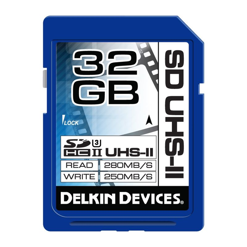 delkin-cinema-32gb-sdhc-uhs-ii-rated-280mb-s-read--250mb-s-write-38134-855