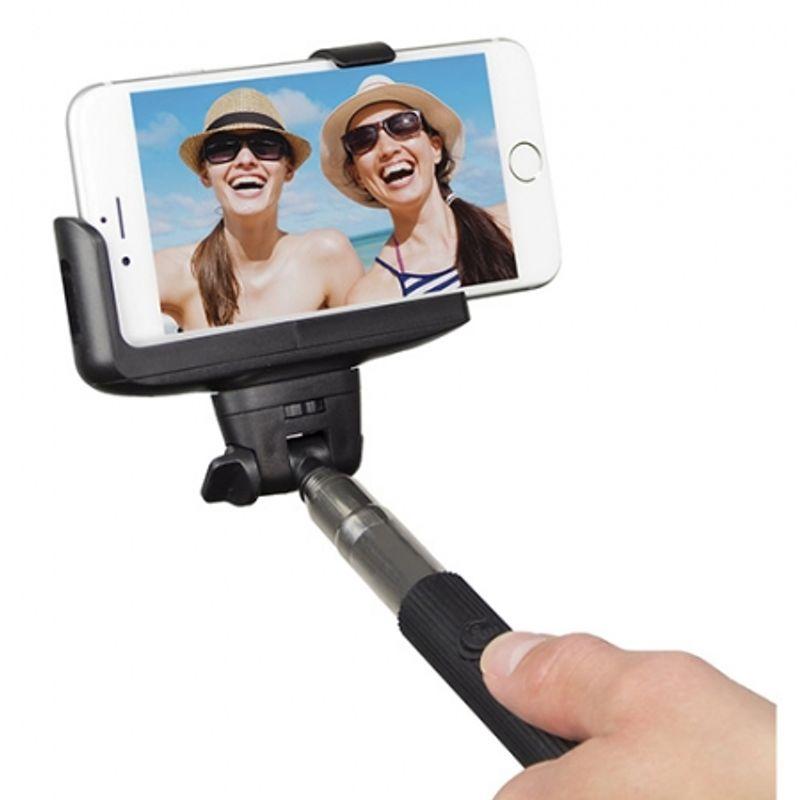 kitvision-trendz-glitter-selfie-stick-negru-40942-1-353