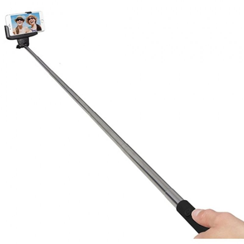 kitvision-trendz-glitter-selfie-stick-negru-40942-2-461