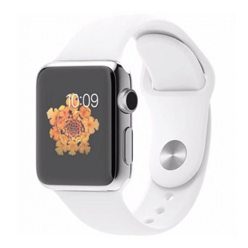 apple-watch-38mm-carcasa-otel-inoxidabil-si-curea-sport-alba-42469-567