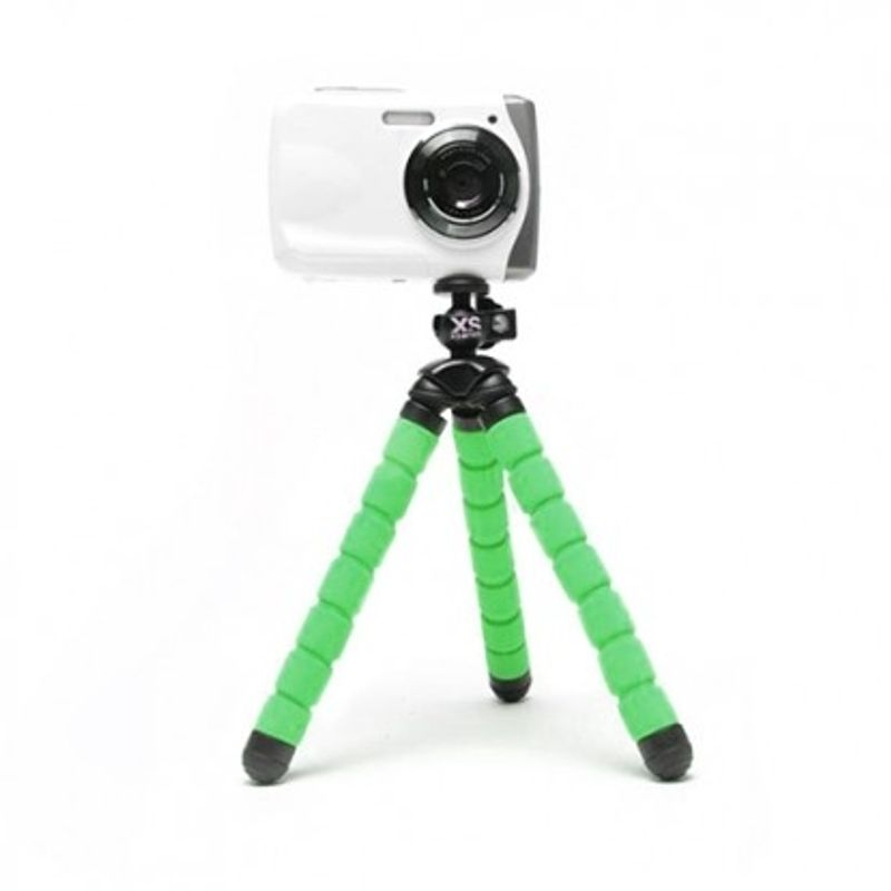 xsories-bendy-minitrepied-flexibl-verde-42507-206