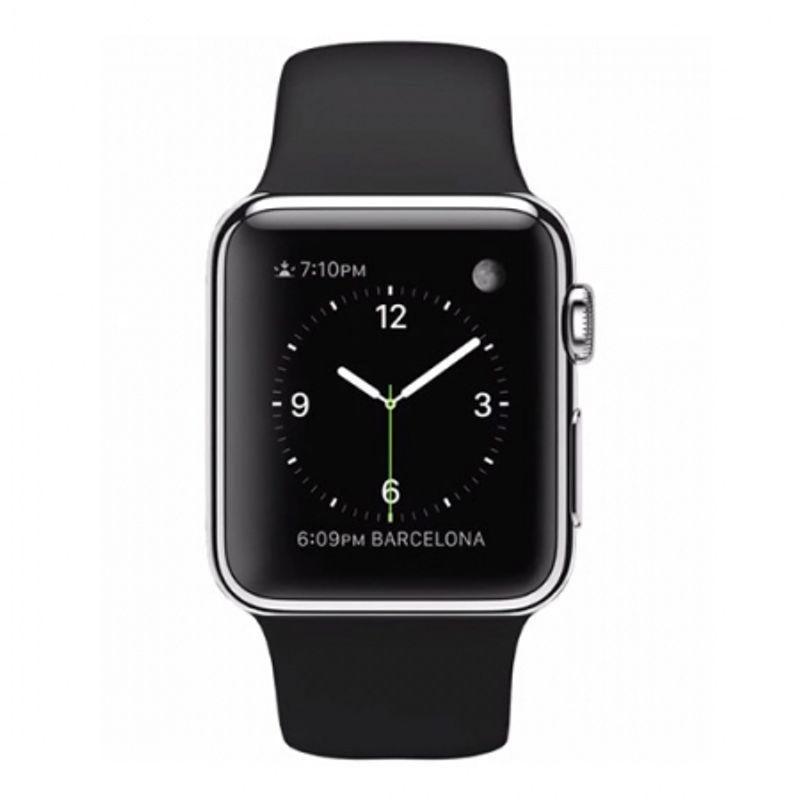 apple-watch-38mm-carcasa-otel-inoxidabil-si-curea-sport-neagra-42880-3