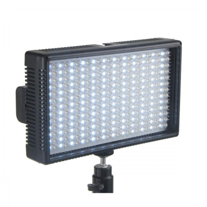 hakutatz-vl-312-lampa-video-cu-312-leduri-20926-2