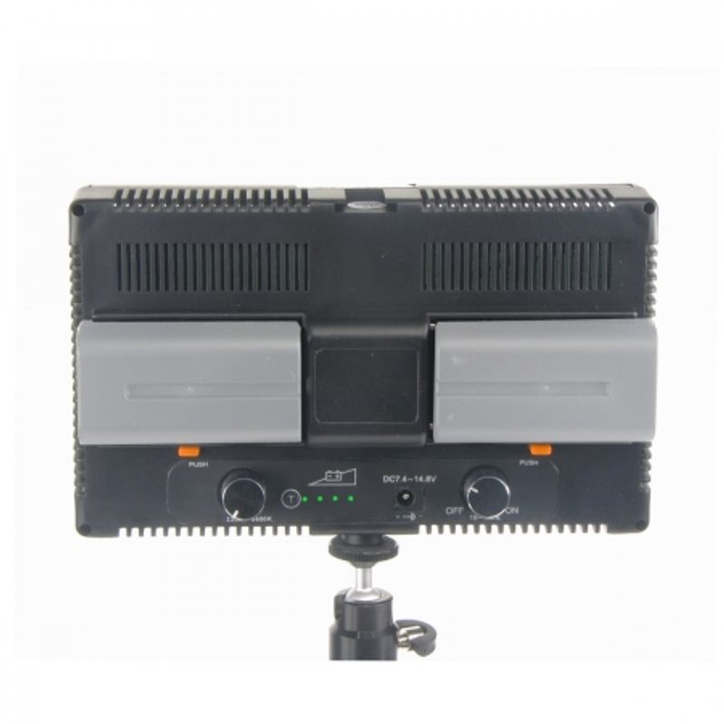 hakutatz-vl-312-lampa-video-cu-312-leduri-20926-3