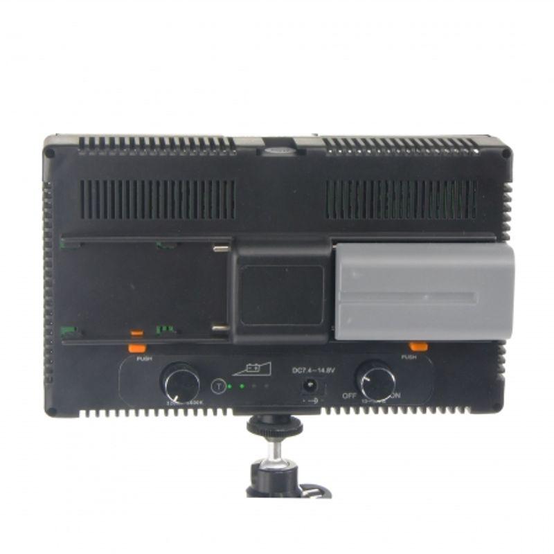 hakutatz-vl-312-lampa-video-cu-312-leduri-20926-4