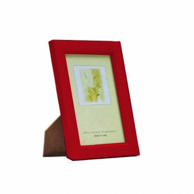 kathay-photo-frame-solid-color-red-10x15-45305-920