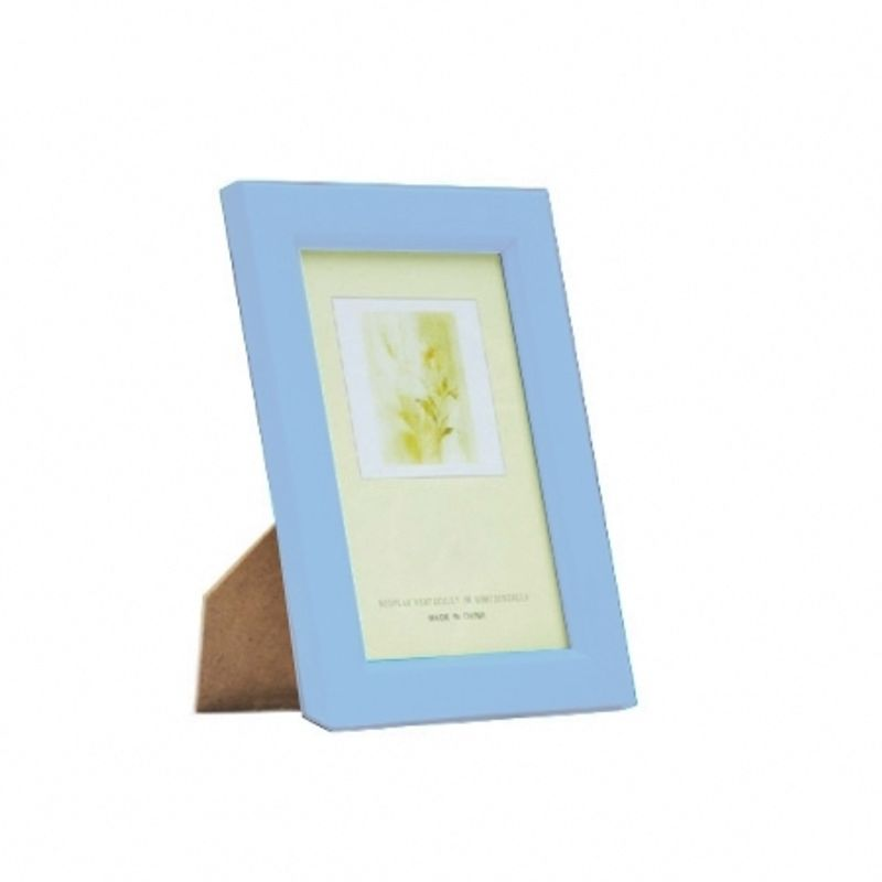 kathay-photo-frame-solid-color-blue-10x15-46451-703