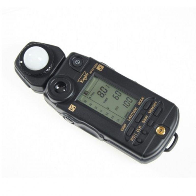 kenko-kfm-2200-exponometru-digital-24277