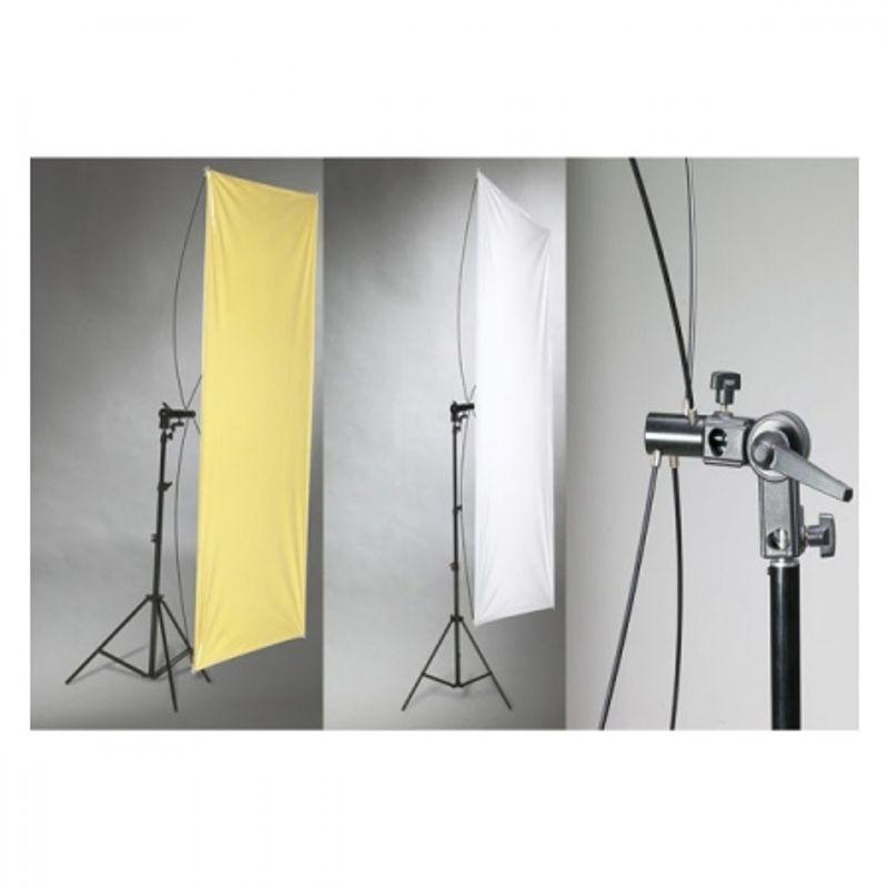 kast-panou-reflexie-silver-gold-90x180cm-cu-suport-si-stativ-26144