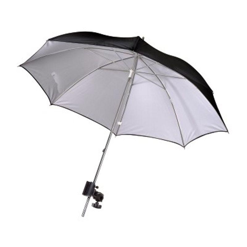 hama-6071-umbrela-argintie-90cm-cu-suport-blit-39127-414