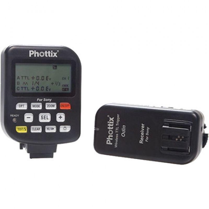 phottix-odin-set-transmitator-receptor-ttl-pentru-sony--40574-125